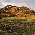 Spectacular Landmannalaugar by © Neha & Chittaranjan Desai