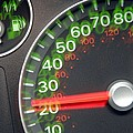 Speedometer by Johnny Greig