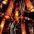 Spherical Lamps by Michael Garyet