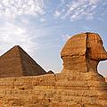 Sphinx Of Giza by Jane Rix