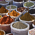 Spices by photography by Carol Adam
