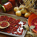 Spicy Still Life by Carlos Caetano
