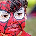 Spiderboy by Dieter  Lesche