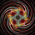 Spin Fractal by Betsy Knapp