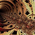 Spiral by Peter Wilkinson