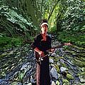 Spirit Creek Rushing 2 by Ben Upham