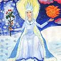 Spirit Of Winter by Sushila Burgess