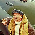 Spitfire Pilot by Ian Merton