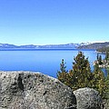 Splendid Lake Tahoe by Will Borden