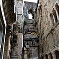 Split Croatia's Old Town by Carla Parris