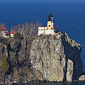 Split Rock Lighthouse 76 by John Brueske
