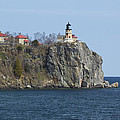 Split Rock Lighthouse 83 by John Brueske