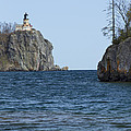 Split Rock Lighthouse 87 by John Brueske