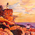 Split Rocks Golden Memories       by Kathy Braud