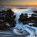 Splitting The Reef by Mike  Dawson