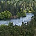 Spokane River Scene 2 by Ben Upham III