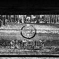 Sponge Diver Supply by David Lee Thompson