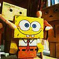 Spongebob Always Loves The Group Hugs by Steve Taylor