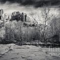 Spooky Castle Rock by Darcy Michaelchuk
