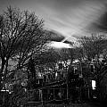Spooky Night by Ken Stachnik