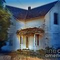 Spooky Old House by Jill Battaglia