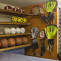 Sports Equipment Display by Andersen Ross