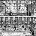 Sports: Gymnastics, 1859 by Granger