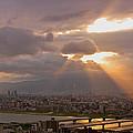 Spotlight On Osaka by Jocelyn Kahawai