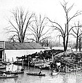 Spring Flood, 1903 by Science Source