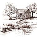 Spring House by Daniel Paul Murphy