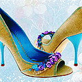 Spring In Your Step Pumps by Elaine Plesser