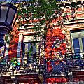 Spring Wall by Francisco Colon