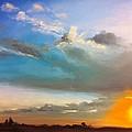 Springfield Sunset by Prashant Shah