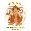 Spunky The Monkey by John Keaton