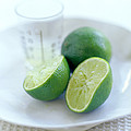 Squeezed Lime by David Munns