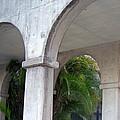 St. Augustine Vestibule by Patricia Taylor