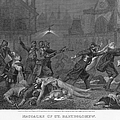 St Bartholomews Massacre by Granger