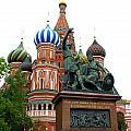 St. Basil's Cathedral 23 by Padamvir Singh