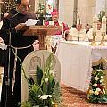 St. Catherine Church Mass by Munir Alawi