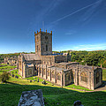 St Davids Cathedral 3 by Steve Purnell