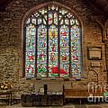 St Dyfnog Church by Adrian Evans
