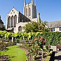 St Edmundsbury Cathedral by Tom Gowanlock