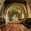 St Georges Church At Hampnett Gloucestershire by Nick Temple-Fry