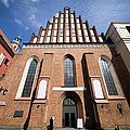St. John Archcathedral In Warsaw by Artur Bogacki