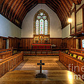 St John's Church Altar - Filey  by Yhun Suarez