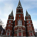 St. Josaphat Roman Catholic Church Detroit Michigan by Gordon Dean II