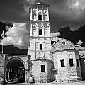 St Lazarus Church With Belfry Larnaca Republic Of Cyprus Europe by Joe Fox