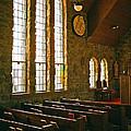 St Malo Church by David Pantuso