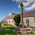 St Mary 1080 by Adrian Evans