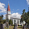 St Marys Catholic Church Dhfx001 by Gerry Gantt